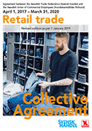 Retail industry collective agreement