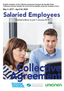 Salaried employees collective agreement