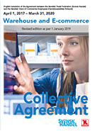 Warehouse and E-commerce collective agreement